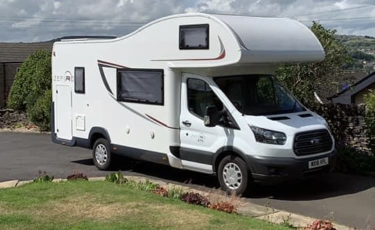Rolly – Roller Team 2-6 Berth Camper