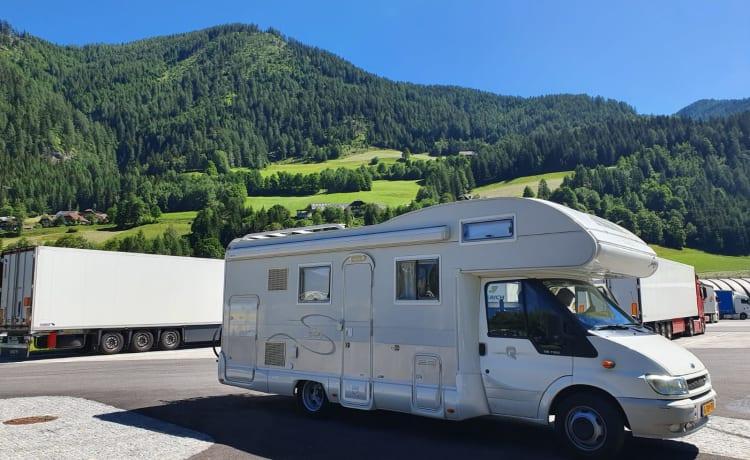 4 person camper