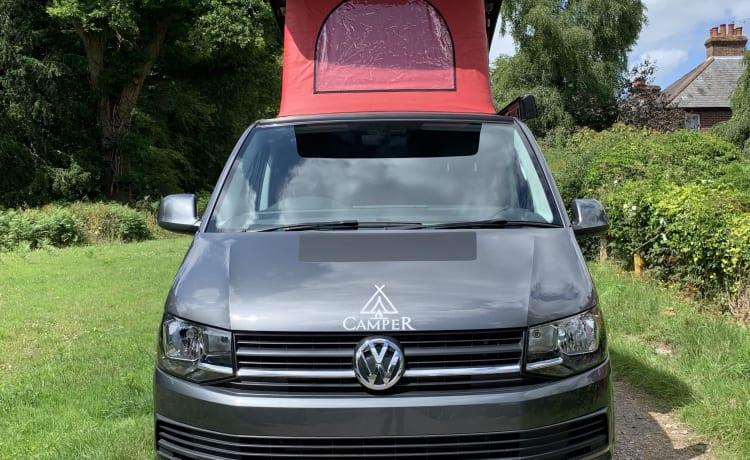 2016 VW T6 T28 SWB Transporter Camper