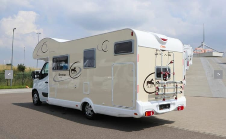 Camper 3 – Very nice large 7 person Camper