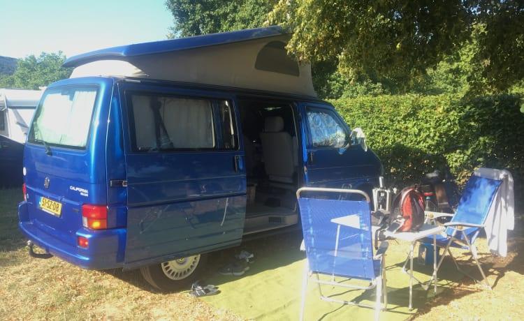 Originele Westfalia T4 camper