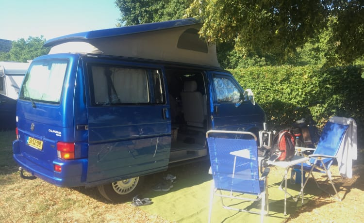 Original Westfalia T4 camper