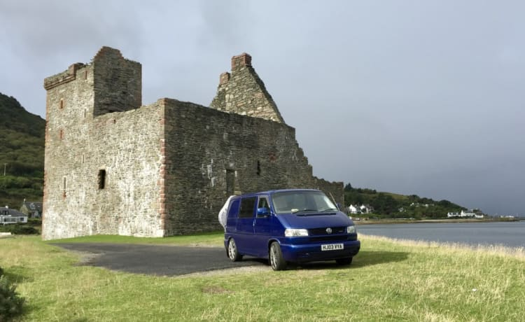 Monty – Cool Wee Campervan
