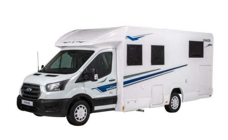 Rimor Evo 77 Plus 5 Berth Motorhome Brand new with Automatic gearbox