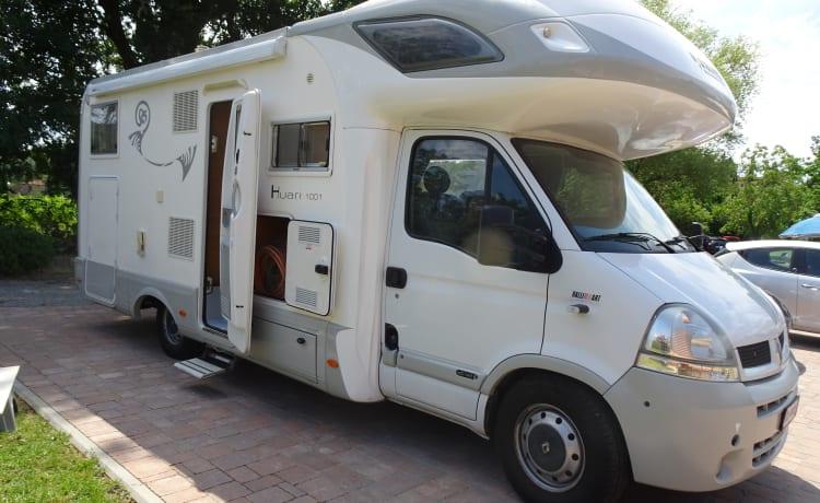 VIOLA – Un camper ITALIANO di qualità!