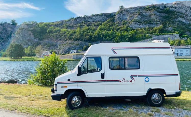 Butler – Butler - 2 persoons campervan