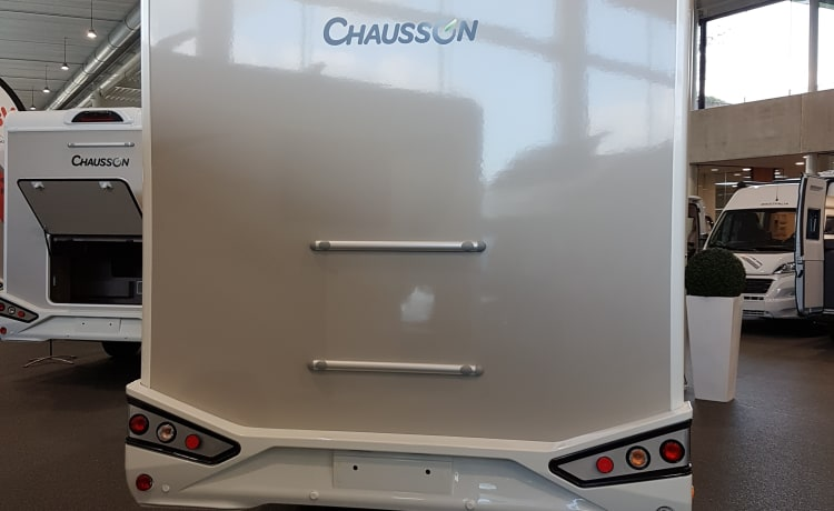 CHAUSSON TITANIUM 758 FORD 170 AUTOMATIC