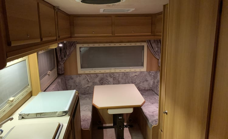 De Bus – Camper classico super bello.