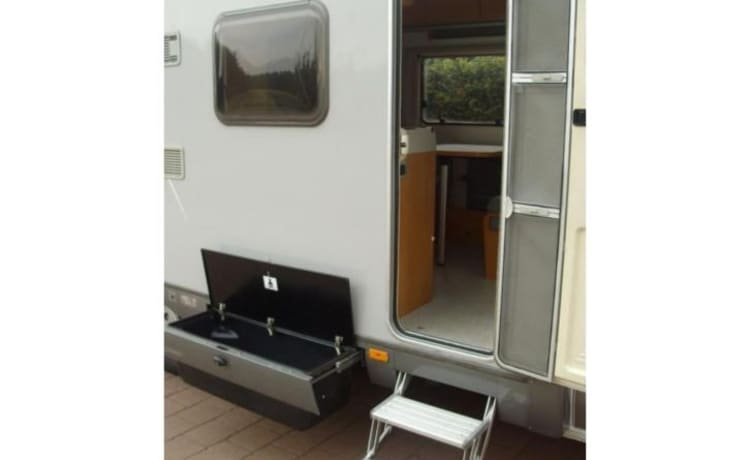 Wayamba – Hymer 644 G - All comfort without fuss