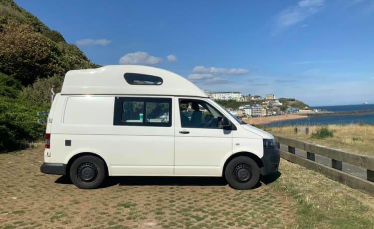 TimeLapse – VW T5 Transporter Camper Van