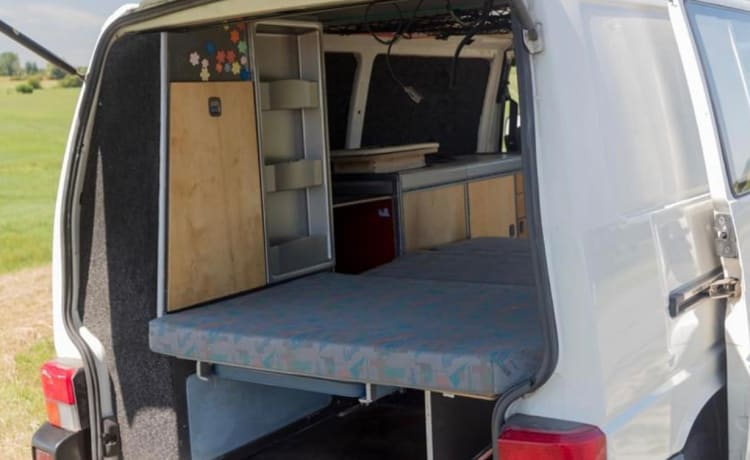 Billy – Camper bus Volkswagen T4