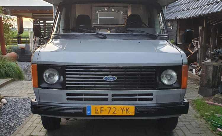 Wanderlust – Cool Ford Transit classico