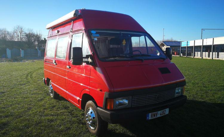 Oldtimer Renault trafic '86