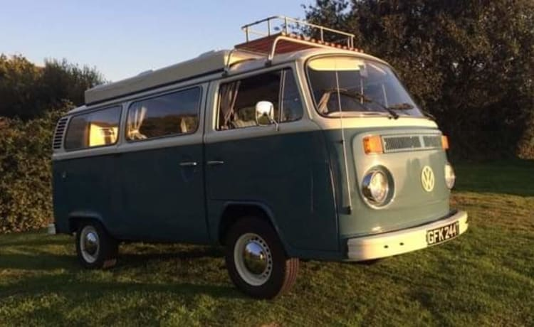 Doris  – Doris the VW Late bay classic