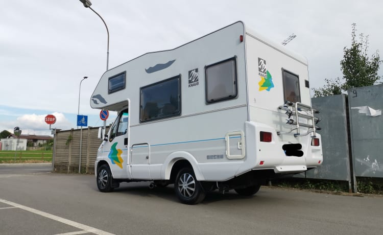 Knaus Sport Traveler Super Compact