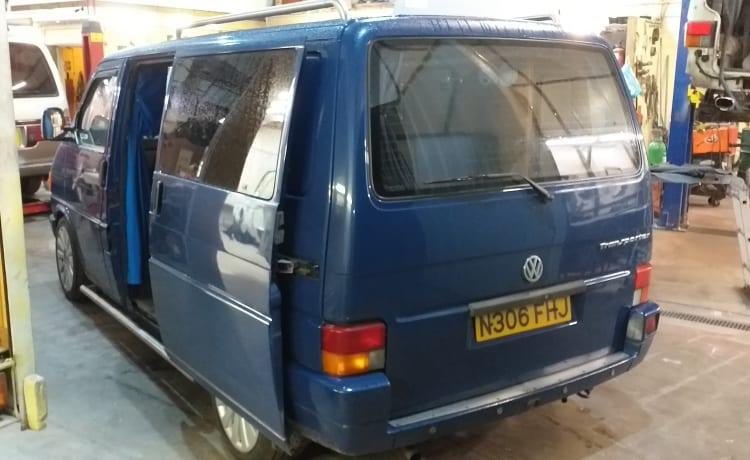 Fiji  VW camper