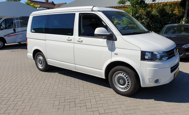 VW T5 California wt  4 slaap- 4 zitplaatsen