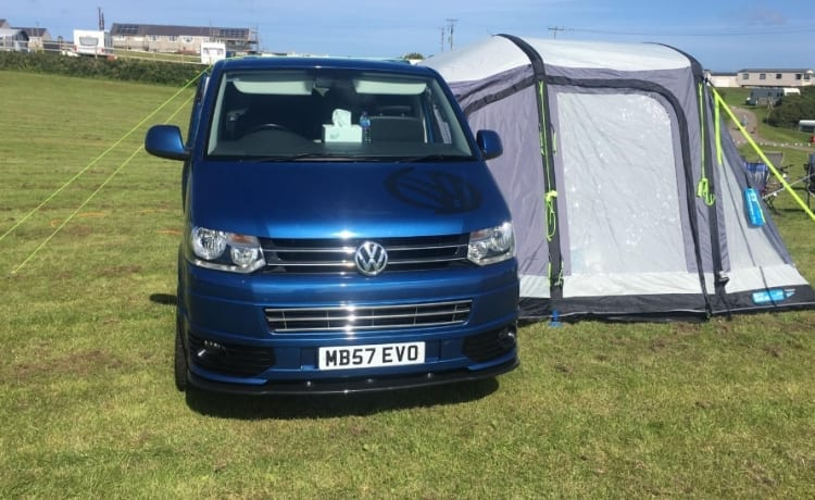 KC2 – VW Caravell