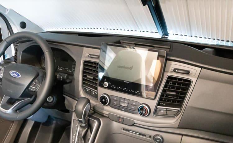 Benimar Cocoon 463 – Brand new family motorhome - Driving license B