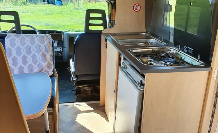 Challenger 191 – Spacious family camper Challenger 191