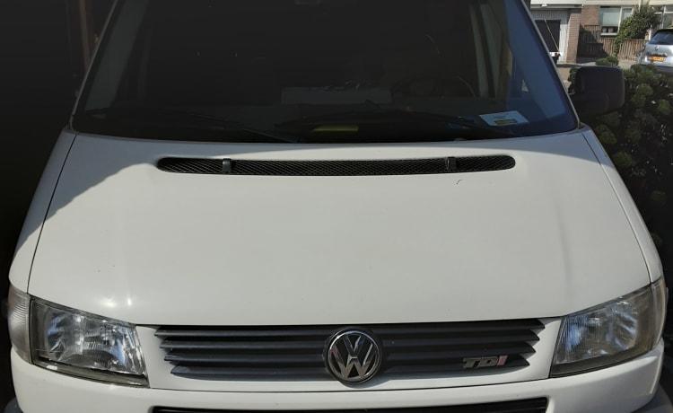 Camper volkswagenbus
