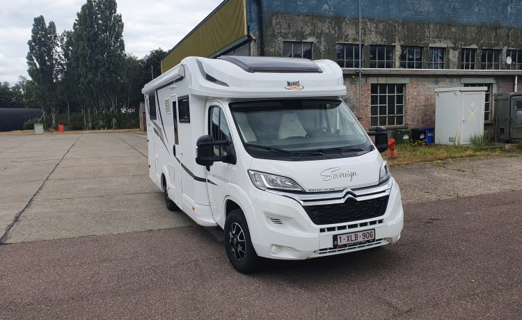 Rent motorhome