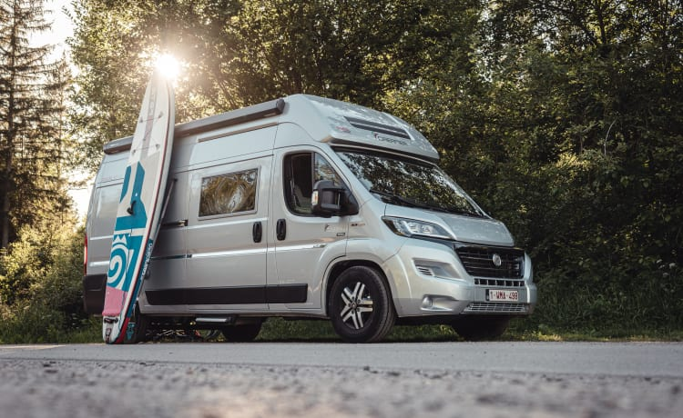 KEMPR One – KEMPR Campervan with all the luxury for an adventure holiday