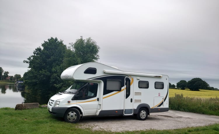 Go2 motorhome hire. So where you going to Go2?