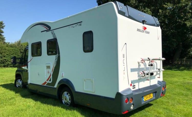 Fiat T-Line Rollerteam Camper
