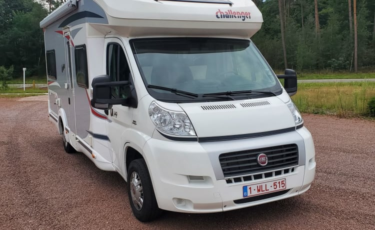 Popjes Travel Experience luxe camper