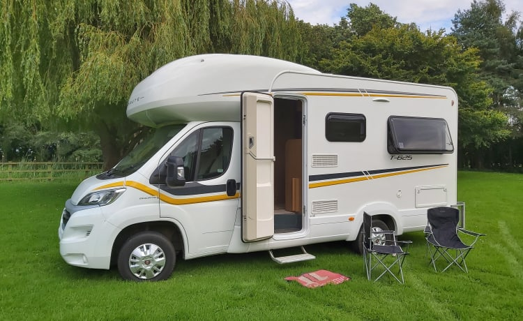 Auto Trail Tribute 625 luxe camper