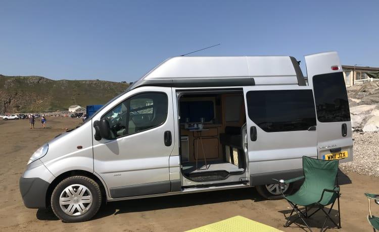Frank – Frank the campervan