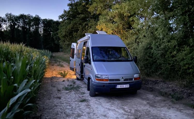 Omer – Camperbusje Omer