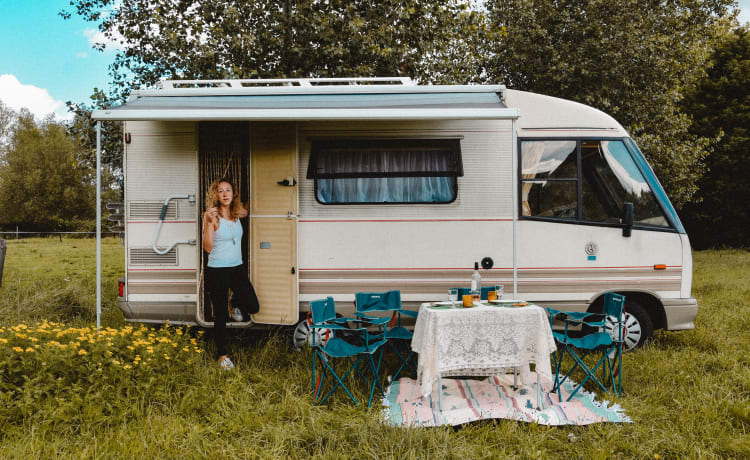 Loceau – Cozy, insta worthy mobile home