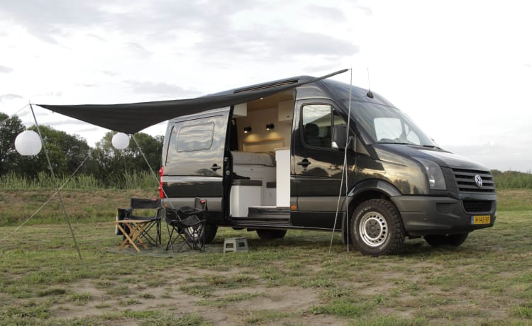 ➟ Beautiful house on wheels | bus camper 2 people