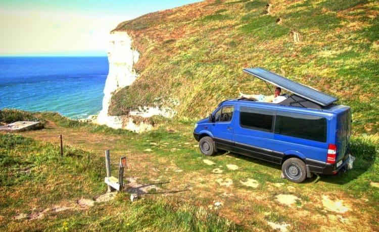 Sprinter 4x4 – Sprinter 4x4 adventure campervan