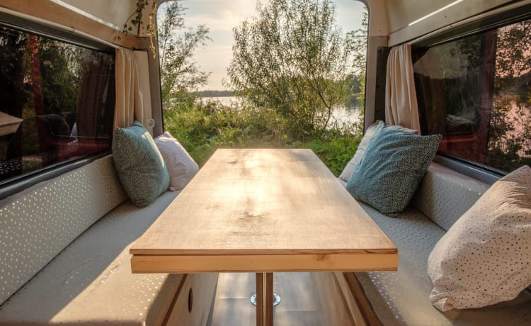 Kantoor op Wielen – Office on Wheels