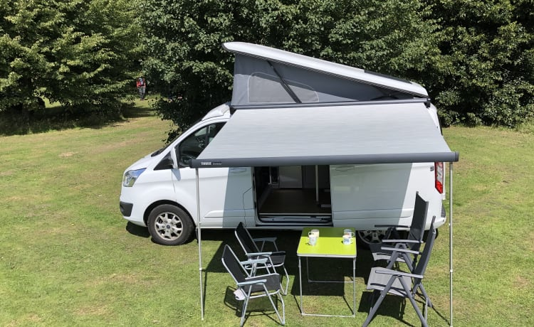 Marley – A brand new conversion perfect for adventure
