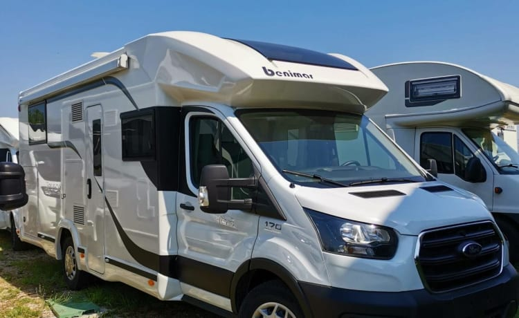 Nuovissimo Camper full optional