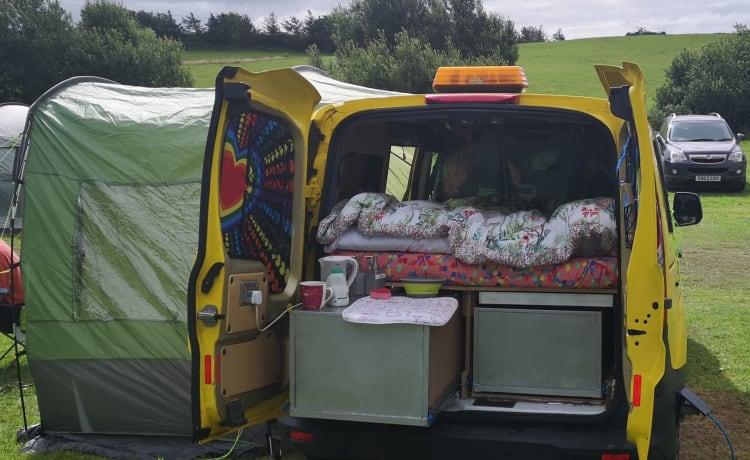 Colonel Mustard – Colonel Mustard - The Ultimate Stealth Camper