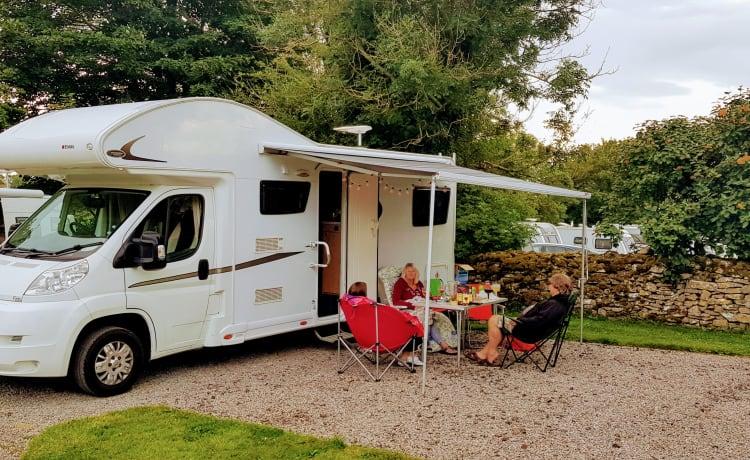 Route 66 camper