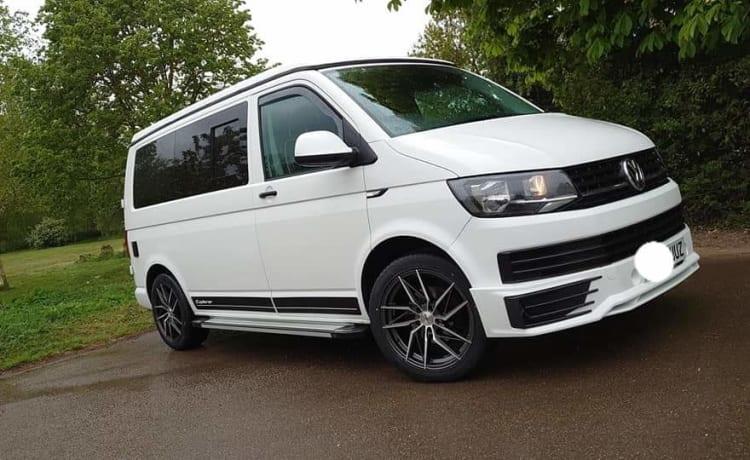 VW Transporter Eternity Explorer