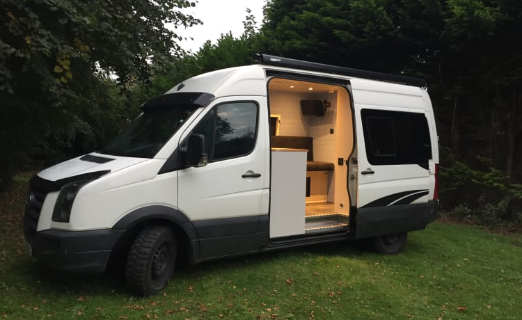 Off The Grid VW Crafter