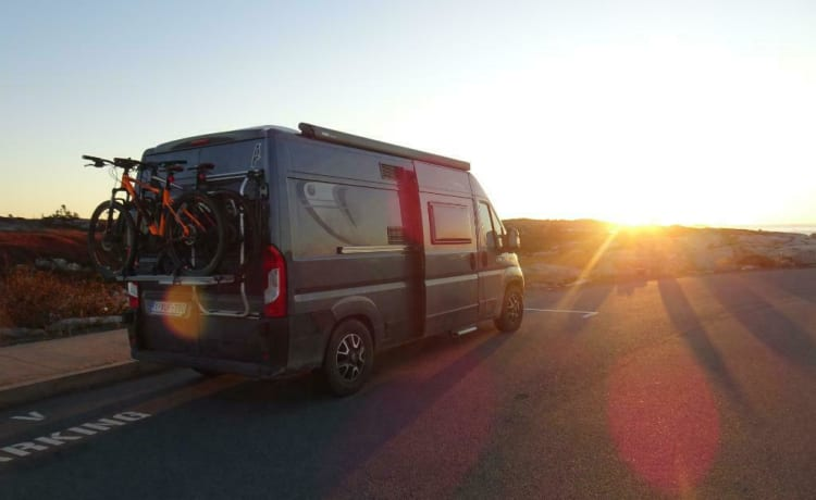 Chausson Twist – Ideal for an adventure with four