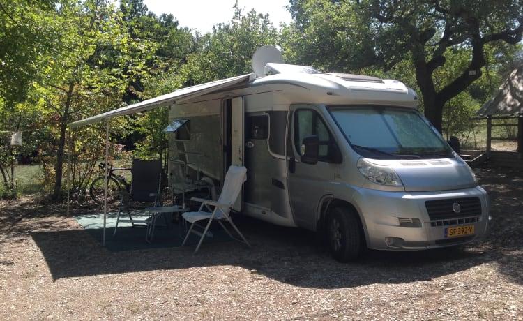 Camper LMC 663 TI RELAX 2009 Lunghezza 708 cm