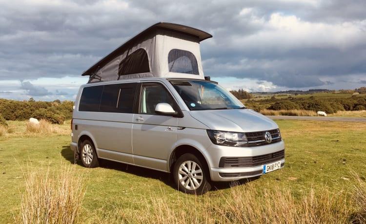 Jinny – Perfect Lake District Adventure Van