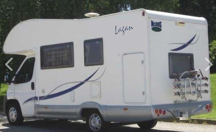 Casa mobile accogliente completa e ben attrezzata per tutta la famiglia