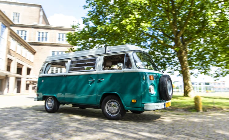 ⚡️ Eagle ⚡️ – Electric Volkswagen T2b