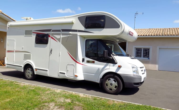 Jhonny – The right camper for your holidays