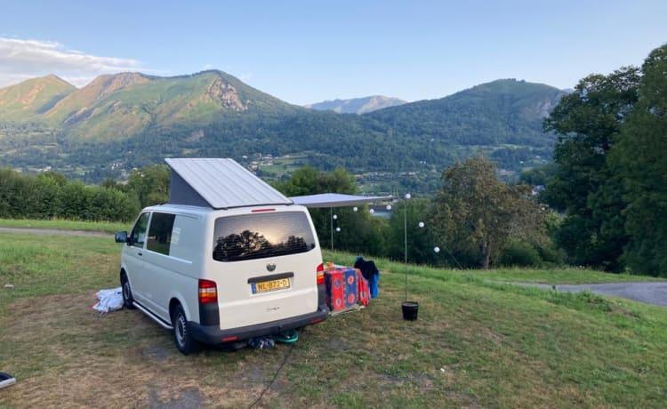 Tuut-tuut – Volkswagen Transporter T5